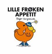 lille frøken appetit - bog