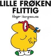 lille frøken flittig - bog