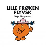 lille frøken flyvsk - bog