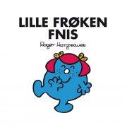 lille frøken fnis - bog