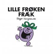 lille frøken fræk - bog