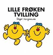 lille frøken tvilling - bog