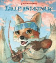 lille indianer - bog