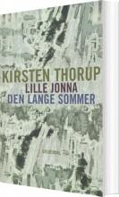 lille jonna og den lange sommer - bog