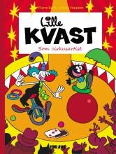 lille kvast - som cirkusartist - bog