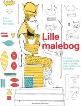 malebog - lille malebog for børn, unge og ældre, som vil sætte kulør på kunsthistorien - Kreativitet