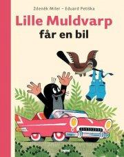 lille muldvarp får en bil - bog