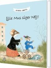 lille mus siger nej - bog