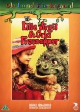 lille virgil og orla frøsnapper - DVD