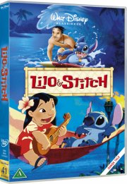 lilo og stitch / lilo and stitch - disney - DVD
