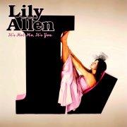 lily allen - it's not me it's you - cd