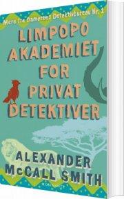 limpopoakademiet for privatdetektiver - bog