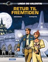 linda og valentin: retur til fremtiden - Tegneserie