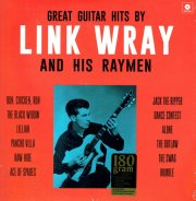 link wray and his raymen - great guitar hits by link wray and his wraymen + 4 bonus tracks! - Vinyl / LP
