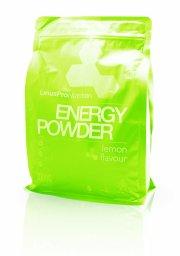 linuspro nutrition - energipulver - citron - 1 kg - Kosttilskud