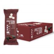 linuspro nutrition - protein bar - kirsebær og kokosnød - 24 stk. - Kosttilskud