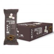 linuspro nutrition - proteinbar - crunchy karamel - 24 stk. - Kosttilskud