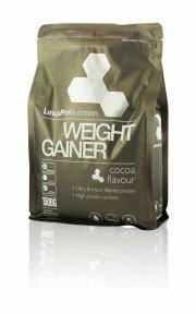 linuspro nutrition - weight gainer - kakao - 1,5 kg - Kosttilskud