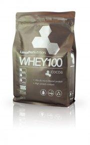 linuspro nutrition - proteinpulver - kakao - 1kg - Kosttilskud