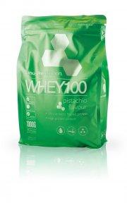 linuspro nutrition - proteinpulver - pistacie - 1kg - Kosttilskud