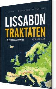 lissabontraktaten - en politologisk analyse - bog
