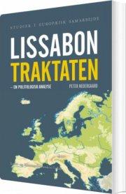 lissabontraktaten - bog