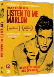listen to me marlon - DVD