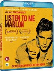 listen to me marlon - Blu-Ray
