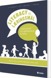 literacy og læringsmål - bog