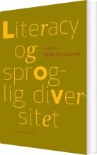 literacy og sproglig diversitet - bog