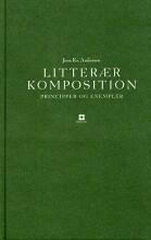 litterær komposition - bog