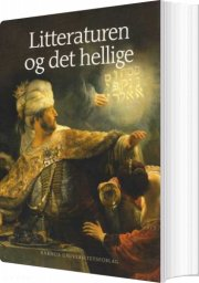 litteraturen og det hellige - bog