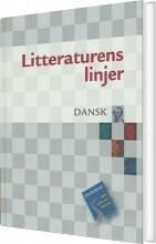 litteraturens linjer - bog