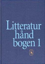 litteraturhåndbogen 1 - bog