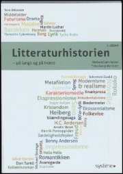 litteraturhistorien - bog