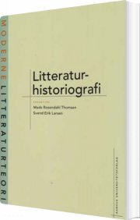litteraturhistoriografi - bog