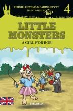 little monsters #4: a girl for bob - bog
