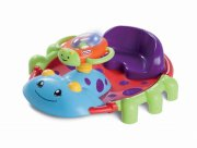 little tikes activity garden rock and spin - Babylegetøj
