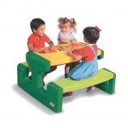 little tikes bord bænke sæt - Udendørs Leg