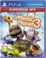 littlebig planet 3 (playstation hits) - PS4