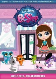 littlest pet shop - sæson 1 vol. 1 - DVD