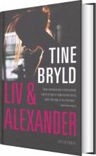 liv og alexander - bog