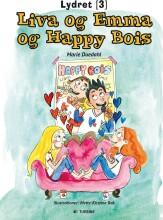 liva og emma og happy bois - bog