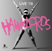 hawklords - live 78 - cd