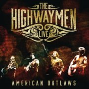 the highwaymen - live - american outlaws - 3 cd+ - cd