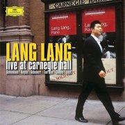 lang lang - live at carnegie hall - Vinyl / LP