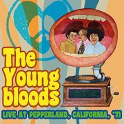 youngbloods - live at pepperland 1971 - cd