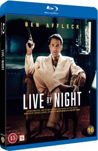 live by night / lev om natten - Blu-Ray