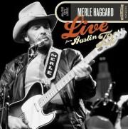 merle haggard - live form austin, texas  - cd+dvd