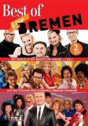 live fra bremen - best of bremen - sæson 1-3 - DVD